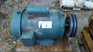 3hp 240v single phase electric motor 1725rpm