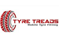 Mobile Tyre Fitting Service in Luton and surrounding areas 24 Hour emergency call out service