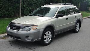 2005 Subaru Outback 2.5L