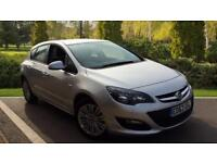 2013 Vauxhall Astra 1.4i 16V Energy 5dr Manual Petrol Hatchback