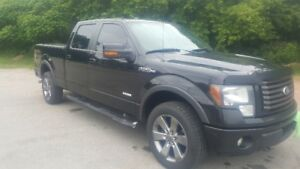 2011 Ford F150 FX4 3.5 Ecoboost Max Tow Package Loaded 273k