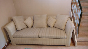 Sofa bed free for whoever can pick it up