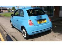 2015 Fiat 500 1.2 Colour Therapy 3dr Manual Petrol Hatchback