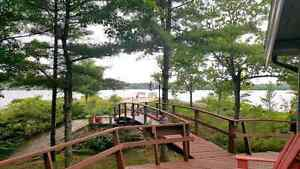 Stunning Well Maintained Turnkey Family Cottage-Waterfront!!