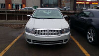 2007 Lincoln MKZ AWD LOADED Sedan