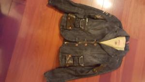 Parasuco jean jacket