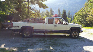 1991 GMC Sierra 2500 Extended Cab Pickup