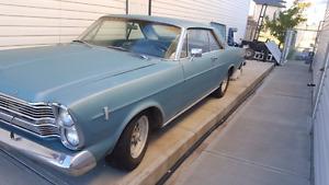 1966 Galaxie 500 + a parts car