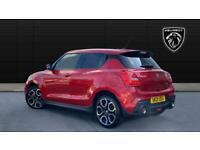 2021 Suzuki Swift 1.4 Boosterjet 48V Hybrid Sport 5dr Petrol Hatchback Hatchback