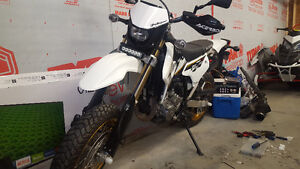 Looking for drz 400 slip on exhaust