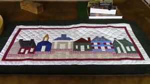 Hand-Quilted Wall Hanging
