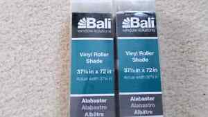 2 Brand new roller shades