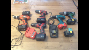 Power tools, craftsman table saw , wanted 3 sets of draw knives