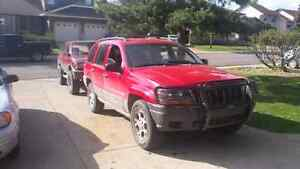 99 grand Cherokee for sale or trade