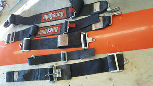 5 point racing harness