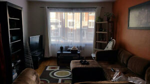 31/2 in verdun, hot water, heating,stove and fridge included