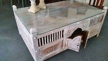 Fantastic large french style coffee table Crafers Adelaide Hills Preview