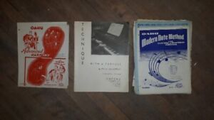 185 Old Sheet Music booklets