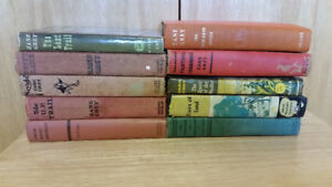 Very Old Zane Gray Books