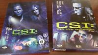 CSI: The Early Cases Vol. 1 & 2 (6 DVD)