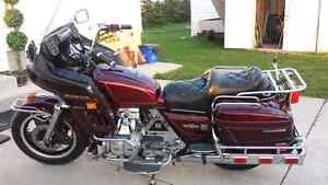 1982 Gold Wing  1100 Interstate REDUCED! !!