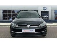 2018 Volkswagen Golf 1.6 TDI SE [Nav] 5dr DSG Diesel Hatchback Auto Hatchback Di