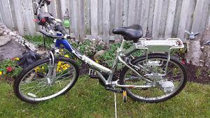 Vélo Électrique Izip, parfaite condition