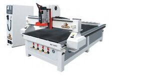 Cnc Router For Woodwork, Aluminum And Plastic cutting