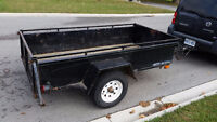 Advantage 4'x8' Utility Trailer