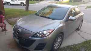 2012 Mazda 3 GS Sky low mileage heated seats