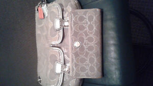Authentic  coach purse and wallet Peterborough Peterborough Area image 2
