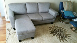 Brentwood Sofa Chaise