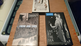 OASIS VHS TAPE COLLECTABLE