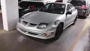 2002 Sunfire SLX 187000 KM's Brand new Tires New Brakes front an