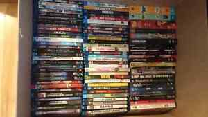 Awesome blu-rays, Seasons and super DVDs