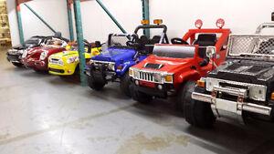 Voiture électrique 6V et 12V - Kid Play Vehicles - West Island Greater Montréal image 7