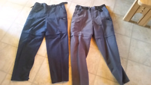 New with tags Wind River Mens Rip Stop Zip Off Quick Dry Pants