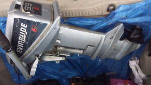 moteur 15hp evinrude A1