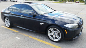 2011 BMW 535xi MSPORT PKG