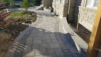 FLEXSTONE , STONE STEPS, INTERLOCKING, REATAINING WALLS