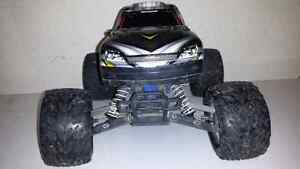 Upgraded Traxxas Stampede 2wd