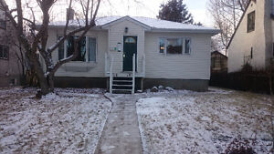 Cute North Glenora House for Rent