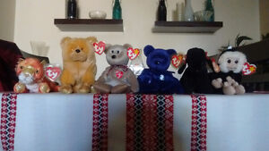 TY Beanie Babies for Sale!!! Princess Diana Bear Included!