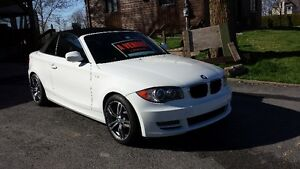 2011 BMW 1-Series convertible Cabriolet