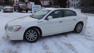 11 Lucerne - AUTO - FULLY LOADED - SUNROOF - STARTER - ONLY 137K