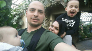 Family of 4 looking for a new home ( 5 1/2 or 4 1\2)