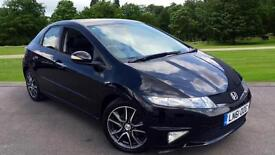 2011 Honda Civic 1.8 i-VTEC Si-T 5dr Manual Petrol Hatchback