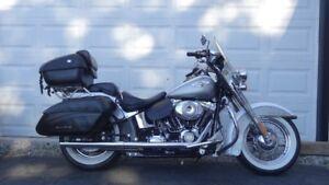 2008 Harley Davidson Deluxe