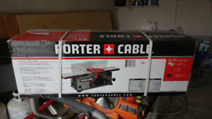 Porter Cable Variable Speed Bench Jointer