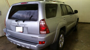 4runner SR5 V6 GREAT CONDITION New tires, New Brakes with safety